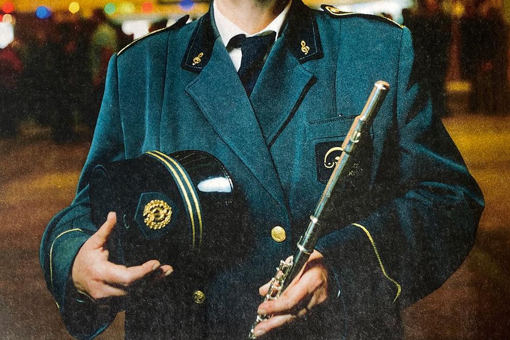 Uniformenactie in de Volkskrant